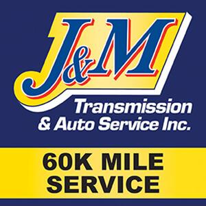 60K Mile Service