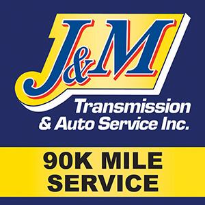 90K Mile Service