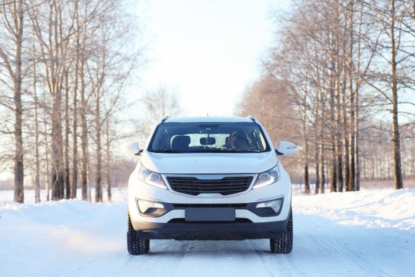 Common Transmission Problems in the Winter