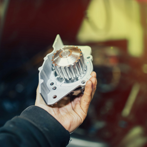 5 Signs Your Water Pump Is Failing