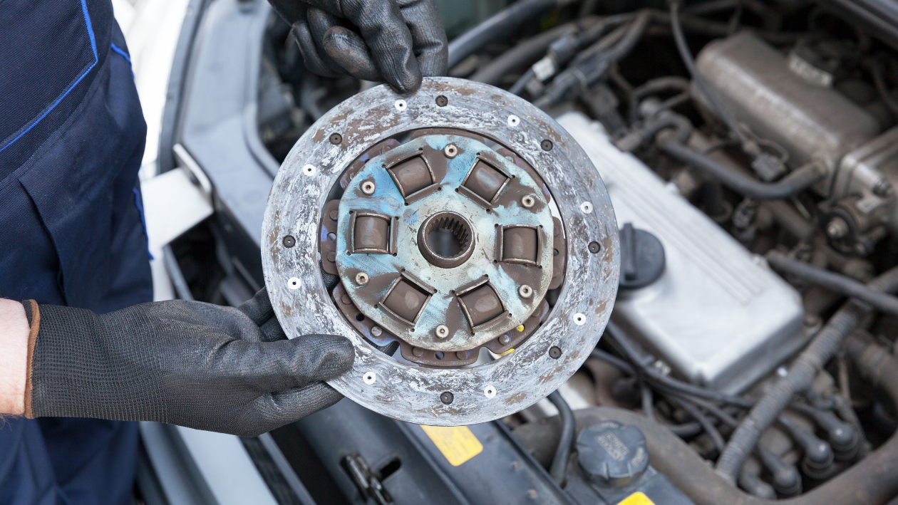 Signs your Clutch is going bad